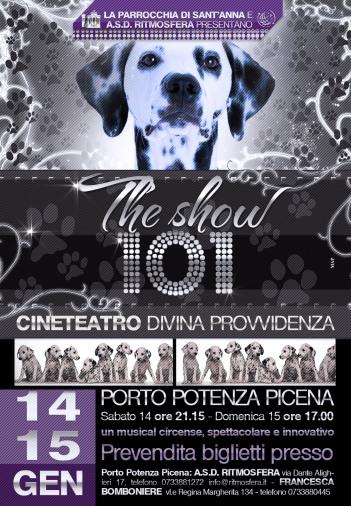 101 show - 14 e 15 genn